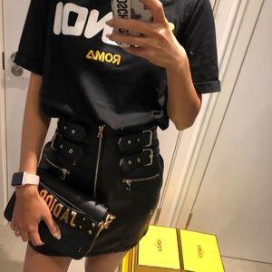7156a7ad0f9 Tops - Fendi rework T-shirt